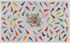 Composition multicolore