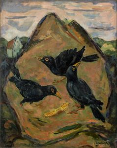 """Crows"""