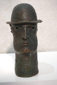 Homme au chapeau n°4