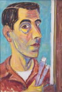 Theo Hios Self Portrait
